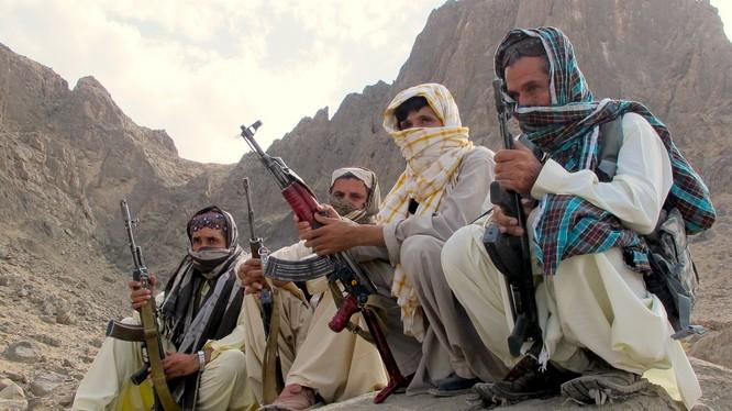 Quân Giải phóng Baloch (BLA) tại một địa điểm nằm trên biên giới giữa Balochistan và Afghanistan.