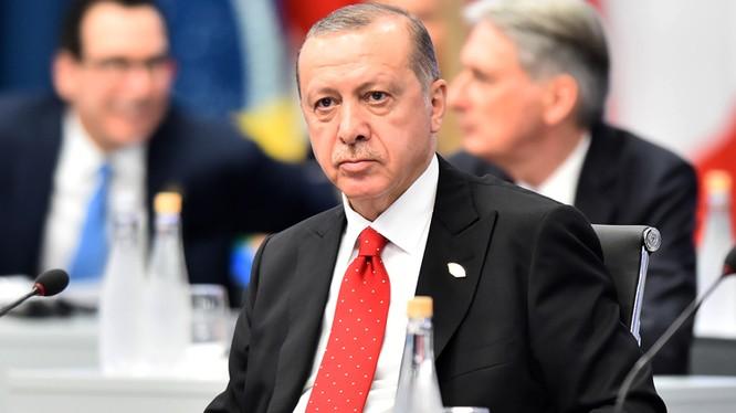 Tổng thống Thổ Nhĩ Kỳ tiết lộ sẽ tiến hành chiến dịch tấn công vùng đông bắc Syria.