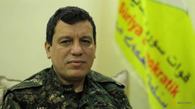 """Tướng chỉ huy SDF thề sẽ """"đáp trả mạnh mẽ"""" mọi cuộc tấn công của Thổ Nhĩ Kỳ."""