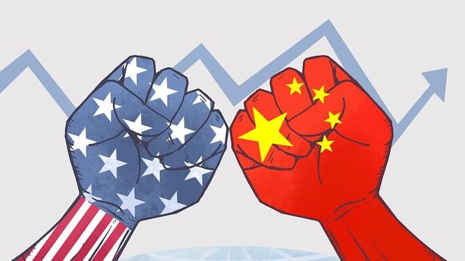 Hoa Kỳ và Trung Quốc đang có mối quan hệ rất căng thẳng.