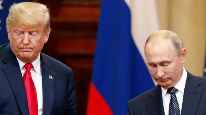 Cả Mỹ và Nga đều đang tuyên bố khởi động quá trình rút khỏi Hiệp ước INF.