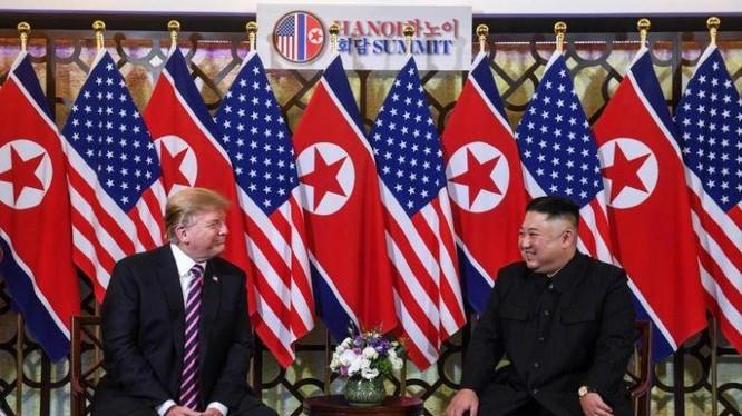 Lãnh đạo Hoa Kỳ và Triều Tiên tại Hà Nội.