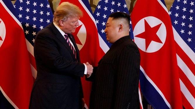 Lãnh đạo Hoa Kỳ và Triều Tiên gặp gỡ tại Hà Nội.