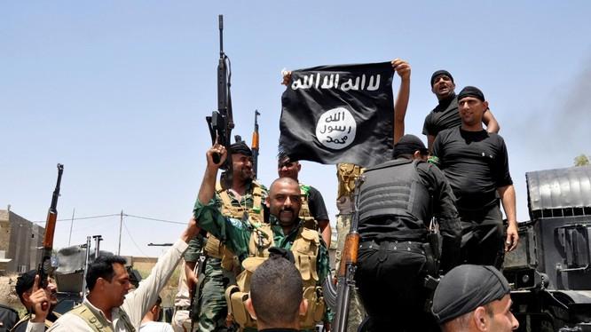Khủng bố IS trên chiến trường Syria.