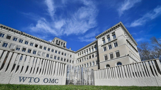 Trụ sở WTO tại Geneva, Thụy Sĩ.