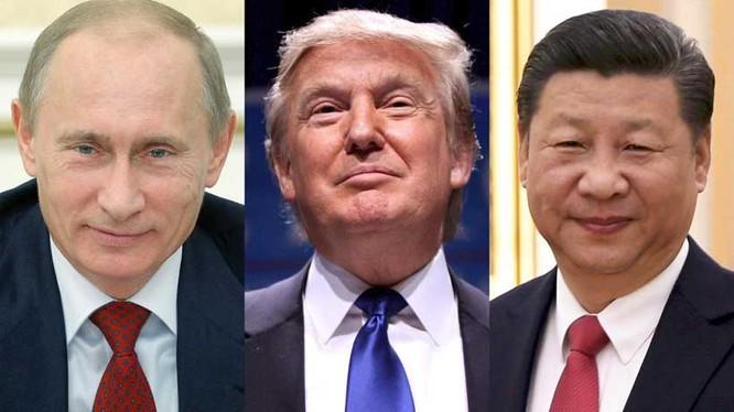 Ông Donald Trump đang có tham vọng đạt được một hiệp ước kiểm soát vũ khí hạt nhân mới giữa ba bên: Hoa Kỳ, Nga và Trung Quốc.