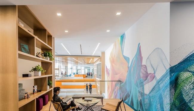 Trụ sở Adobe tại California