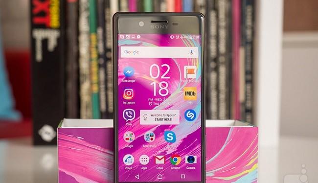 Chiếc điện thoại cao cấp với mức giá tầm trung Xperia X gây thất vọng cho Sony
