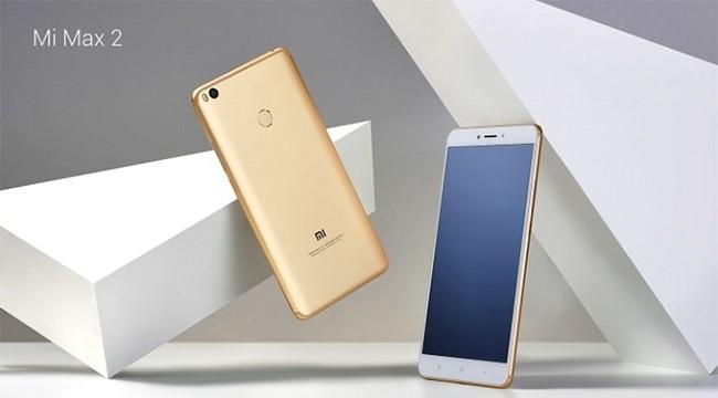 Xiaomi Mi Max 2 chính thức lộ diện thông số kỹ thuật và giá bán