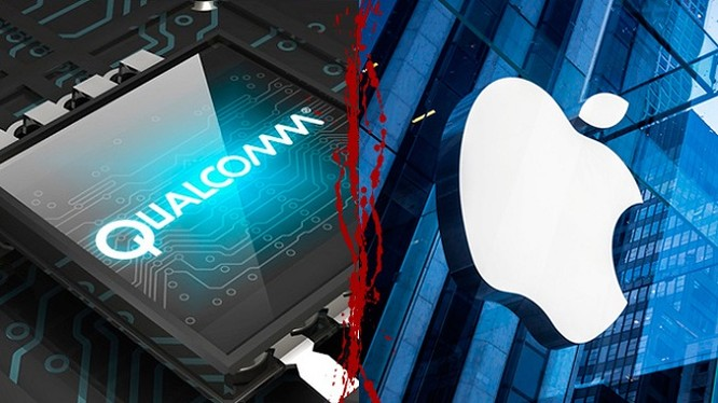 Mối quan hệ của Qualcomm và Apple từ chỗ là đối tác trở thành đối thủ và địch thủ