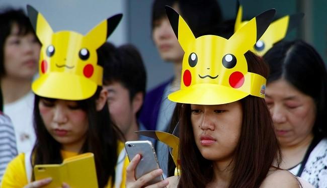 Chúc mừng sinh nhật Pokémon Go