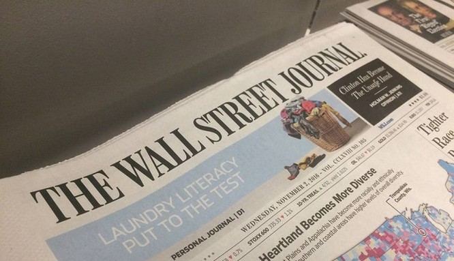 """Báo chí truyền thống đang dần mất đi """"quyền lực"""" vào tay Google, Facebook"""