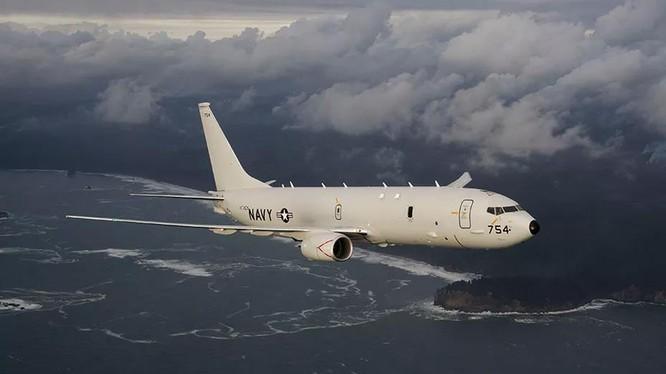 Máy bay trinh sát Poseidon của Mỹ