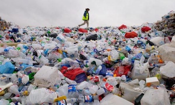 Rác thải nhựa đang là vấn nạn toàn cầu trong đó có Việt Nam.