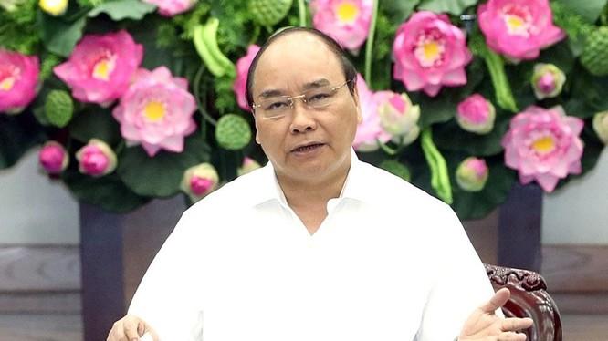 """Thủ tướng Nguyễn Xuân Phúc luôn luôn tâm huyết với chủ chương xây dựng """"Chính phủ liêm chính, kiến tạo, hành động, phục vụ người dân và doanh nghiệp""""."""