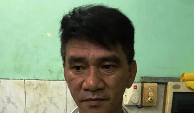 """Ông Phạm Văn Dũng """"chặt chém"""" du khách 2,9 triệu đồng cho một cuốc xích lô chưa tới 1km bị Công an quận 1 tạm giữ hình sự."""