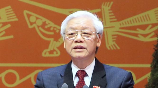 Tổng Bí thư, Chủ tịch nước Nguyễn Phú Trọng rất kiên quyết và đưa ra nhiều giải pháp chỉ đạo phòng, chống tham nhũng.