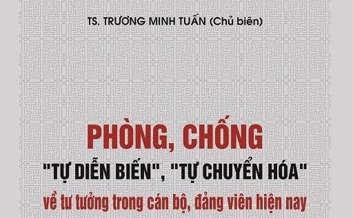 Trước khi bị truy tố ông Trương Minh Tuấn từng viết cuốn sách này trong thời gian giữ chức