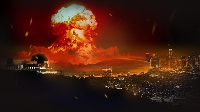 Nếu có chiến tranh hạt nhân giữa Nga và Mỹ, thế giới cũng sẽ đứng trước nguy cơ bị huỷ diệt.
