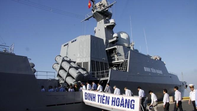 Tàu HQ 011 Đinh Tiên Hoàng