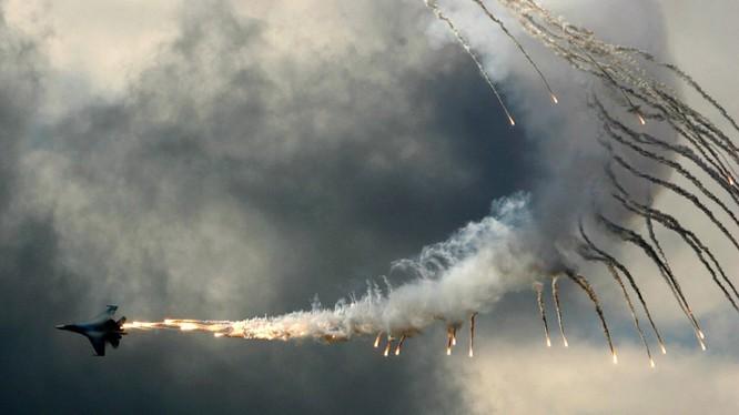 Hồ sơ vụ 2 chiếc Su-27 của Việt Nam bị rơi cùng máy bay vận tải Nga