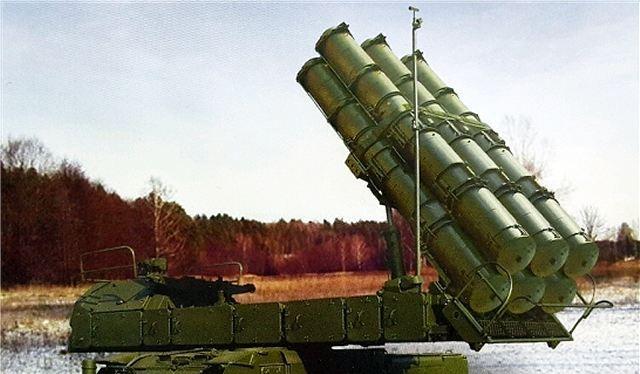 Vũ khí phòng không của Nga (ảnh minh hoạ)