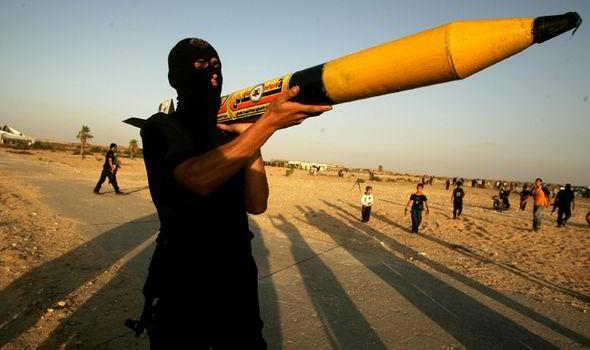 Khủng bố IS ở Trung Đông (ảnh minh họa).