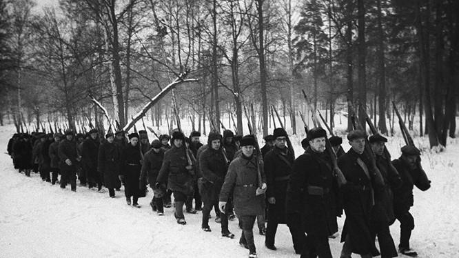 Tưởng nhớ các chiến sĩ Hồng quân người Việt nhân Ngày Chiến thắng