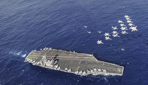 """""""Mỹ sẽ không vì Philippines hay Việt Nam mà gây chiến với Trung Quốc"""""""