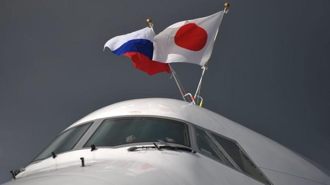 Quan hệ Nga - Nhật Bản đang ấm trở lại.