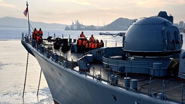 Tàu chiến của Hạm đội Thái Bình Dương