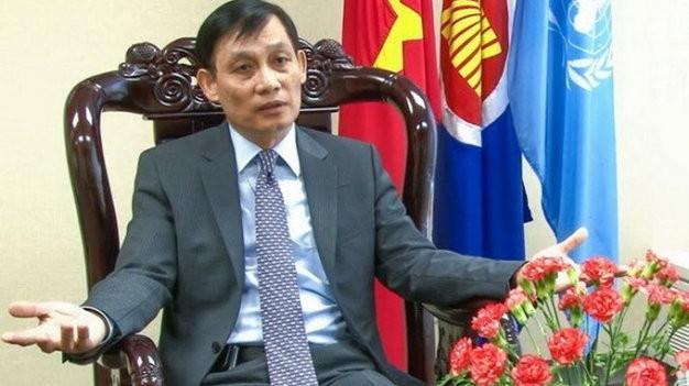 Thứ trưởng Ngoại giao Lê Hoài Trung (ảnh tư liệu báo chí)