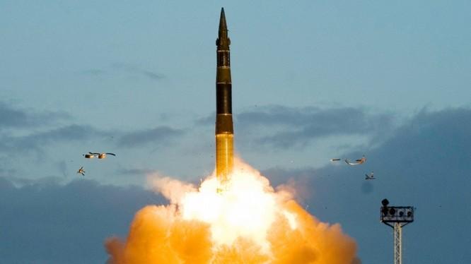 Tư lệnh tên lửa chiến lược Nga tuyên bố rằng Moscow sẽ có những ICBM cực mạnh.