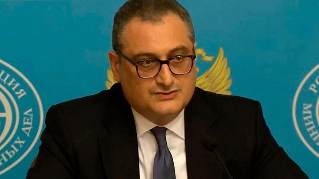 Thứ trưởng Ngoại giao Nga Igor Morgulov