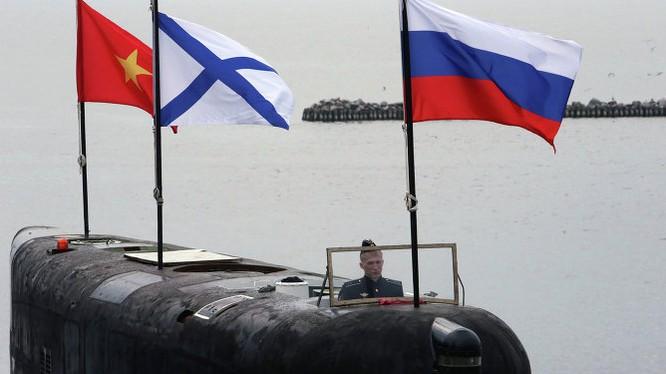 Hợp tác Nga - Việt trong lĩnh vực quốc phòng.
