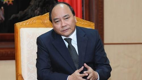 Thủ tướng Nguyễn Xuân Phúc (Ảnh: enternews)