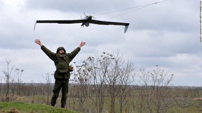 Ba Lan tố Nga cho máy bay không người lái xâm phạm không phận
