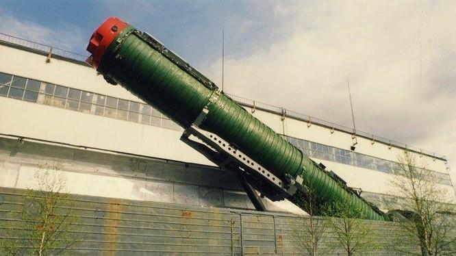 Dự án chế tạo đoàn tàu hạt nhân Barguzin.
