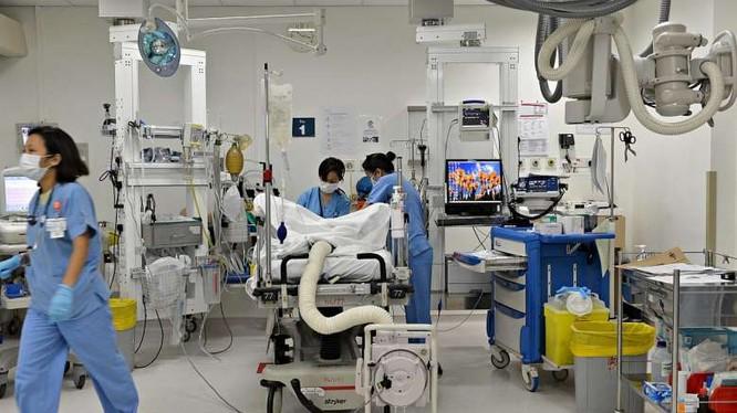 Ông Heng Swee Keat đang được điều trị tại bệnh viện