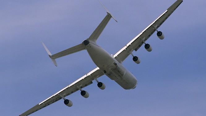 Máy bay lớn nhất thế giới An-225 xuất hiện ở Australia