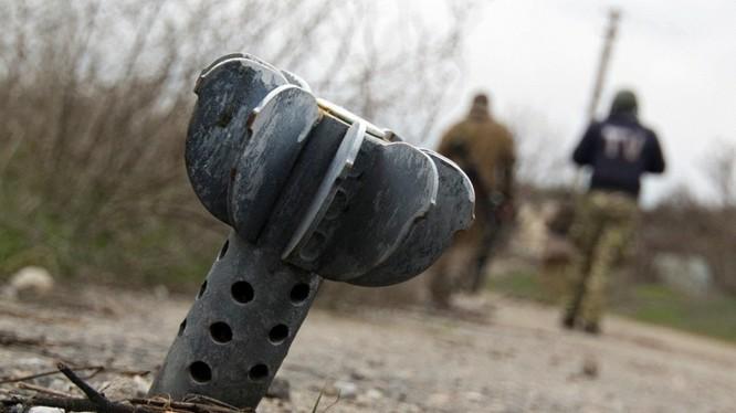 Báo Nga cáo buộc Ucraine pháo kích Donetsk 172 lần mỗi ngày