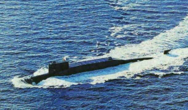 Tàu ngầm hạt nhân chiến lược lớp Tấn, Hải quân Trung Quốc