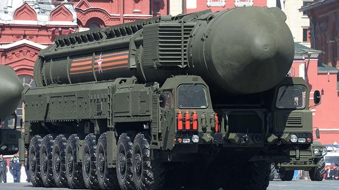 Bộ Ngoại giao Nga: Moscow không có gì phải tự trách mình,có quyền đáp trả Mỹ
