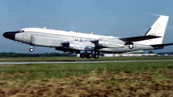 Máy bay do thám của Mỹ tiến sát biên giới Nga