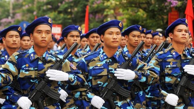 Hải quân Việt Nam (ảnh minh họa)