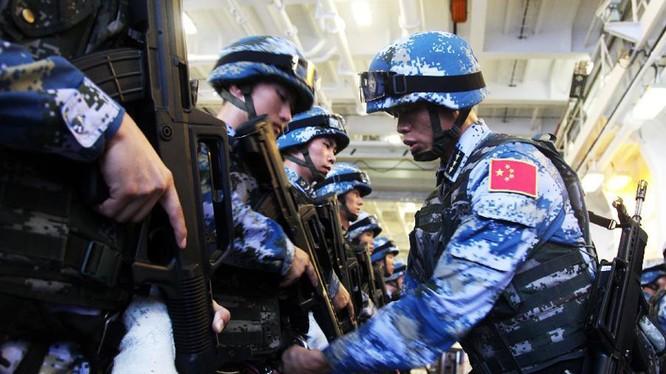 Trung Quốc tập trận răn đe trước lễ nhậm chức của nhà lãnh đạo Đài Loan