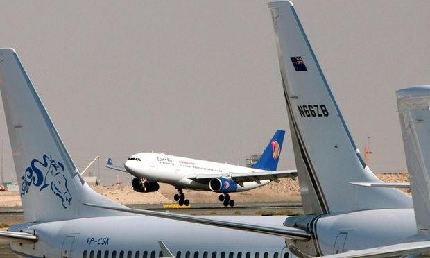 Máy bay mang số hiệu MS804 mất tích của Ai Cập có thể đã rơi xuống biển