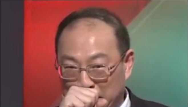 Giáo sư Kim Xán Vinh, Học viện Quan hệ Quốc tế, Đại học Nhân dân Trung Quốc. Nguồn ảnh: Internet Trung Quốc.