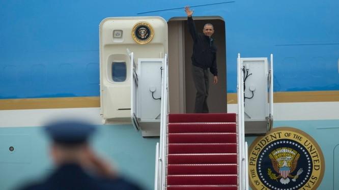 Tổng thống Mỹ Obama sẽ bắt đầu chuyến thăm chính thức tới Việt Nam từ ngày hôm nay 23/5.