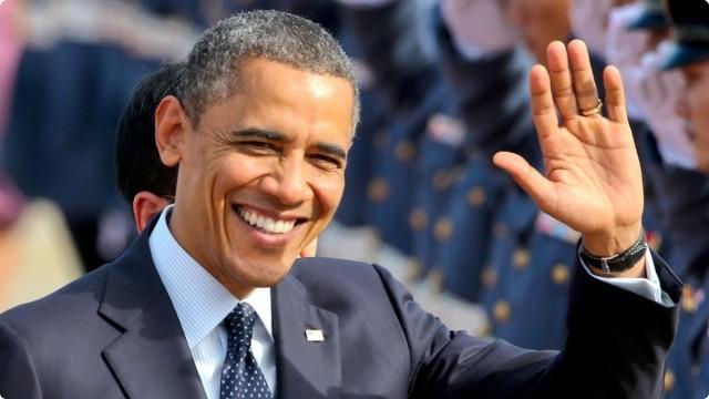 Tổng thống Mỹ Obama và bước chân đầu tiên trên đất Việt Nam.